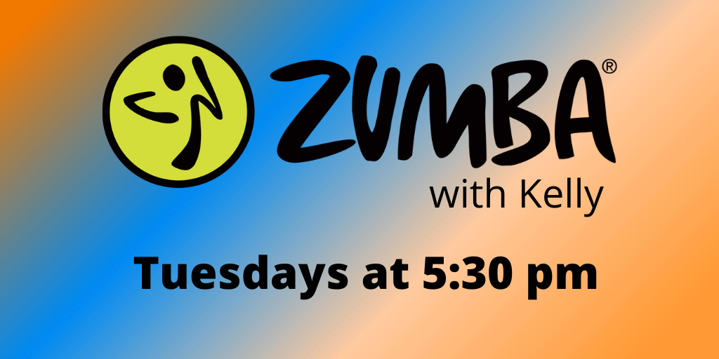 Zumba class with Kelly